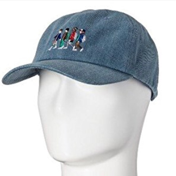 a34488f296f Loungefly Accessories - LOUNGEFLY~Stranger Things NETFLIX Denim Cap Hat~OS